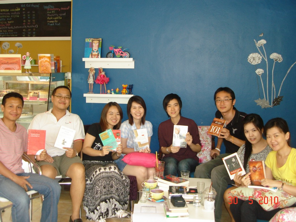 About Book Lover Club (Thailand)